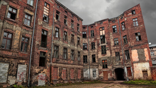 Is it legal to explore abandoned buildings?