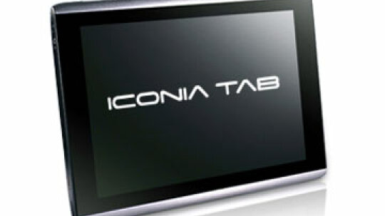 How the Acer Iconia Tablet Works