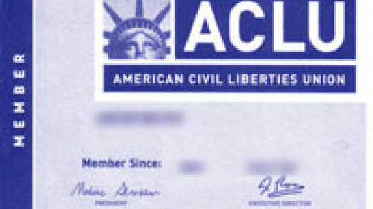 How the ACLU Works