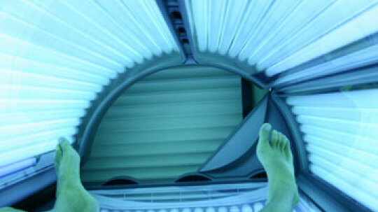 Can you get addicted to tanning?
