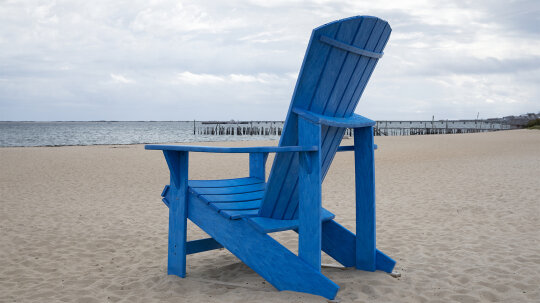 How the Adirondack Chair Became the Comfiest One You Can Own