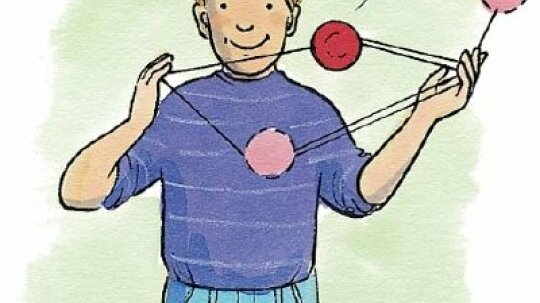Advanced Yo-Yo Tricks for Kids