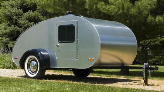Are aerodynamic trailers cheaper to tow than boxy ones?