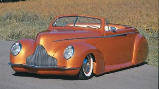 Afterglow: Profile of a Custom Car
