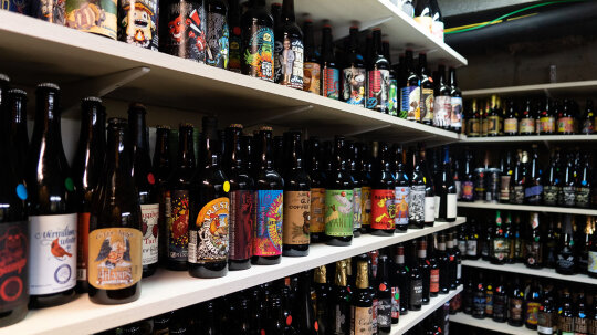 The Art and Science of Aging Beer