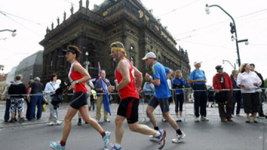 How AIMS World Running Works