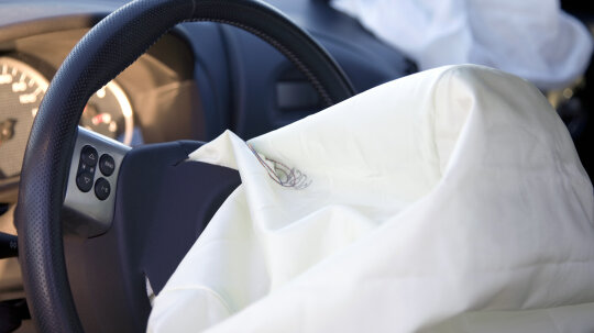 Did airbags make cars deadlier when they were introduced?