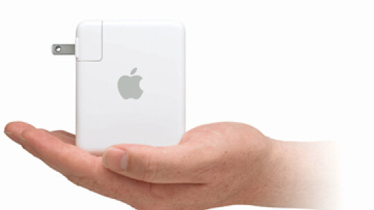 How Apple Airport Express Works