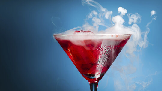 What's an alcohol vaporizer?