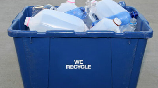 How All-in-One Recycling Systems Work