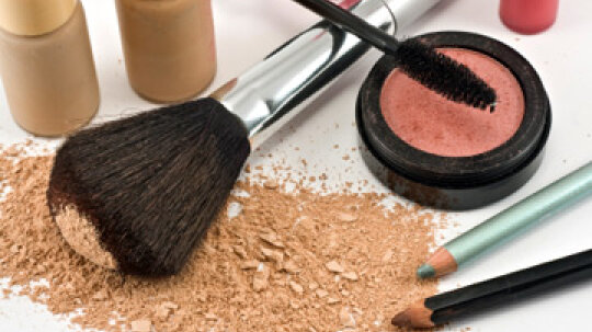 Could I be allergic to makeup?