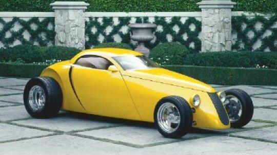 The Aluma Coupe: Profile of a Hot Rod