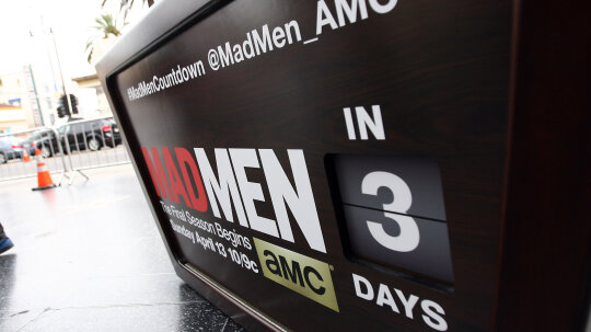 Did AMC's social media strategy change TV?