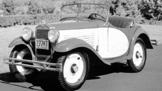 How American Austin Cars Work