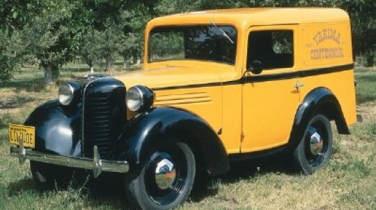 How American Bantam Cars work
