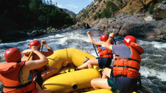 How American Whitewater Works