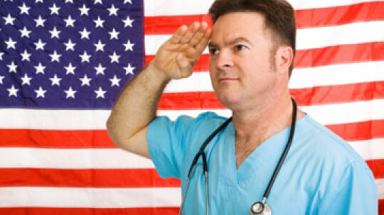 How the Army Nurse Corps Works