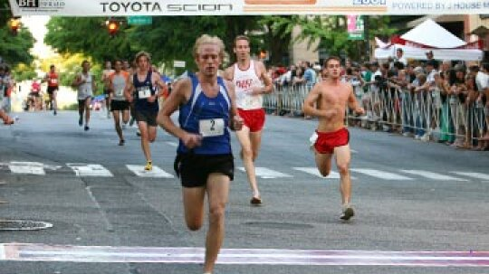 How the Athens Twilight 5K Works