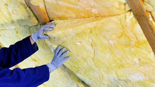 What's the most energy-efficient way to insulate an attic?