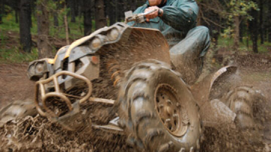 How ATV Winches Work