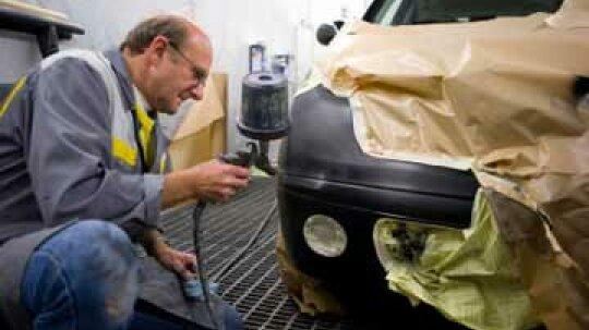 How Automotive Finishing Works