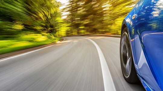 Will Autonomous Vehicles Be Able to Break the Speed Limit?