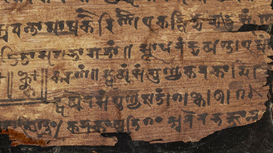 Concept of Zero Is Centuries Older Than Assumed, Analysis Suggests
