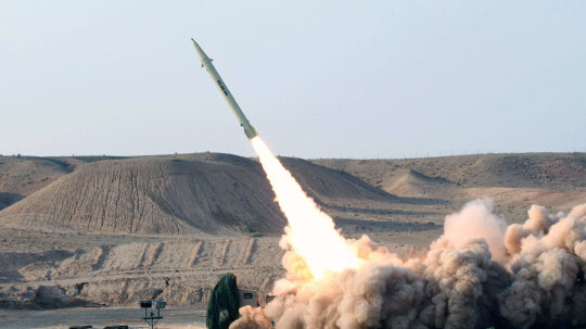 The Simple Difference Between Ballistic Missiles and Cruise Missiles