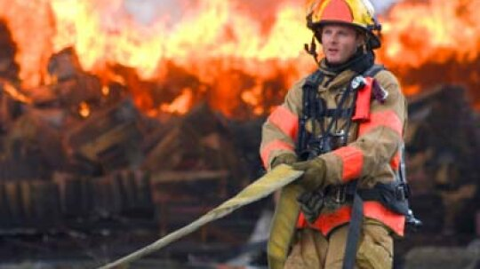 How to Become a Volunteer Firefighter