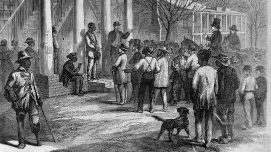 Slavery Under Another Name: What Were the Black Codes?