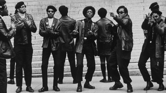 How the Black Panthers Worked