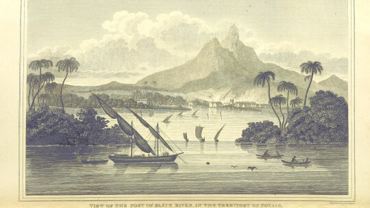 Gregor MacGregor's Swindle: The Country That Never Existed