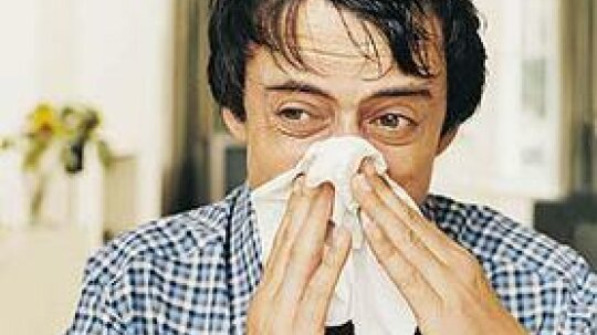 Blow Your Nose Less, Save on Congestion and Tissue