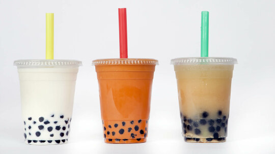 Holy Tapioca Balls! It's Boba Tea