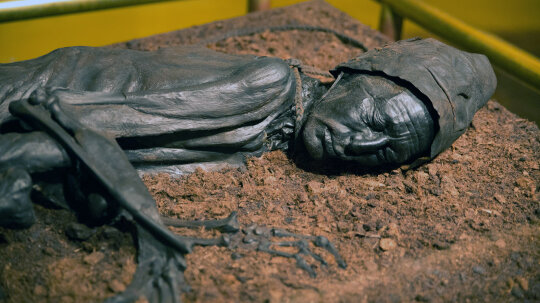 Peat Bogs Are Freakishly Good at Preserving Human Remains
