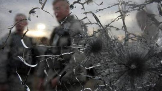 How Does 'Bulletproof' Glass Work?