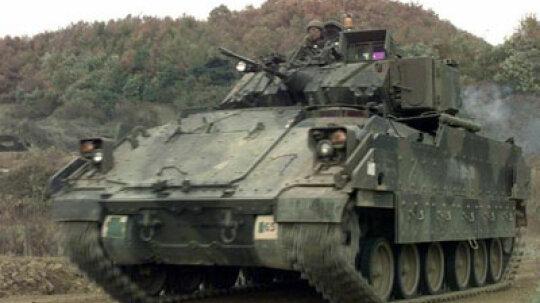 How Bradley Fighting Vehicles Work