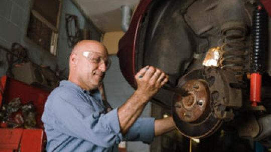 Do you need a brake puller?