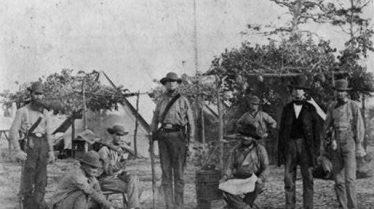 Why did brothers fight on opposite sides of the Civil War?