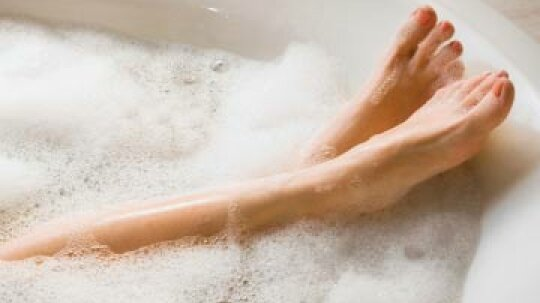 Are bubble baths good for my skin?