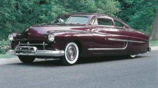 Buddy Alcorn Mercury: Profile of a Custom Car