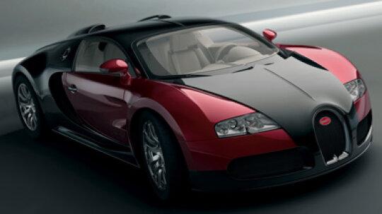 How the Bugatti Veyron Works