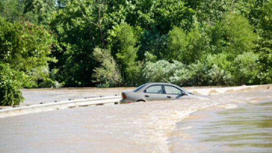 Should you ever buy a flood-damaged car?