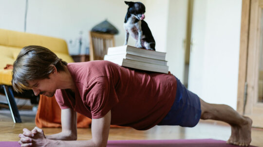 Tired of Sitting All Day? These 5 Calisthenics Can Get You Moving