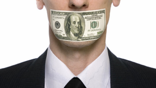 Does campaign finance reform restrict free speech?