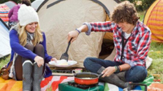 5 Easy Camping Dinner Recipes