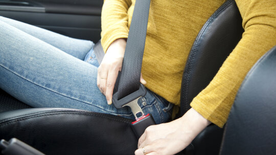 Can seatbelts kill you?