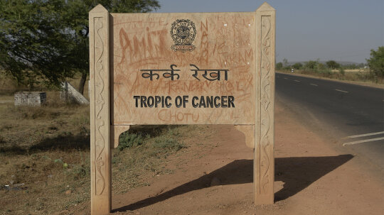 Why Is the Tropic of Cancer Important?