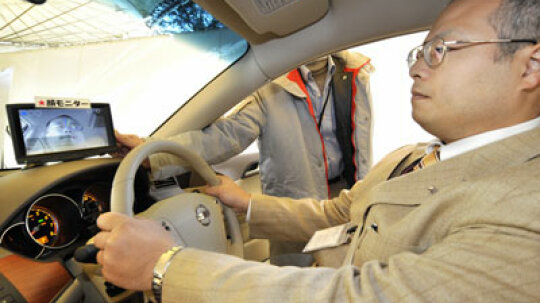 Will your next car wake you up when you fall asleep at the wheel?