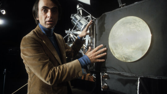 How Carl Sagan Worked